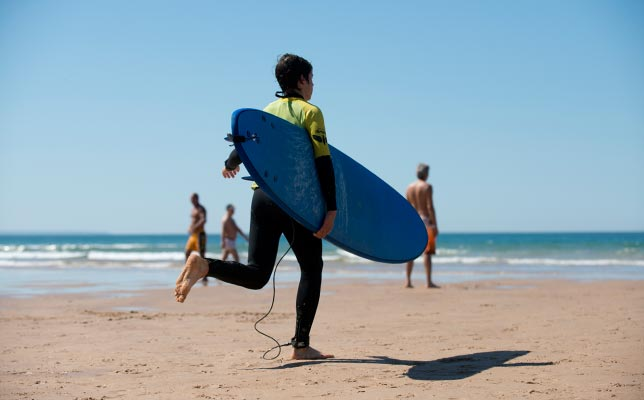 Aulas Regulares - Escola de Surf (1)