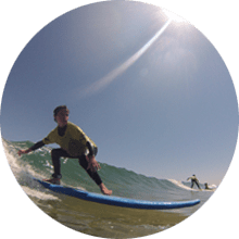 Escola de Surf Angels Surf School (Aulas Surf)