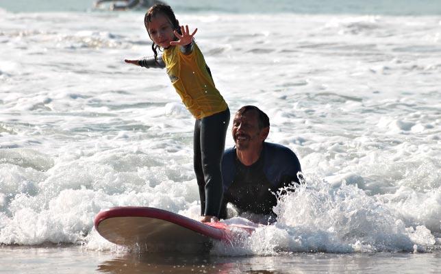 Aulas de Surf Crianças - Escola de Surf (2)