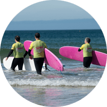 Team-Building-Escola-de-Surf-Angels-Surf-School