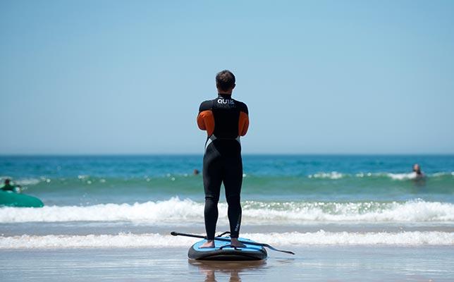 Aulas de Surf com o Campeão - Escola de Surf (1)