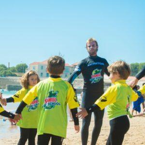 Aulas de Surf Crianças - Escola de Surf Angels Surf School (5)