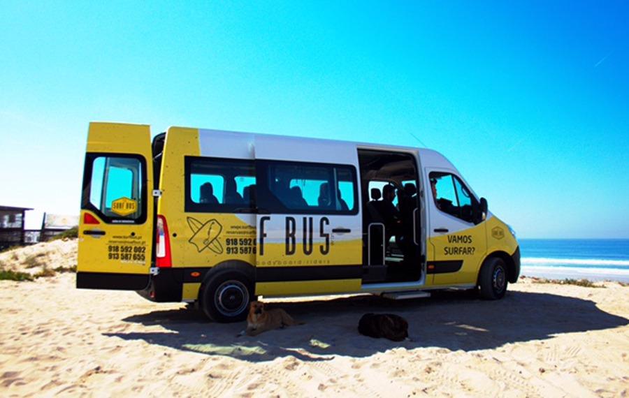 Transporte Licenciado - Escola de Surf Angels Surf School (3)