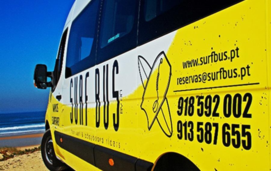 Transporte Licenciado - Escola de Surf Angels Surf School (1)